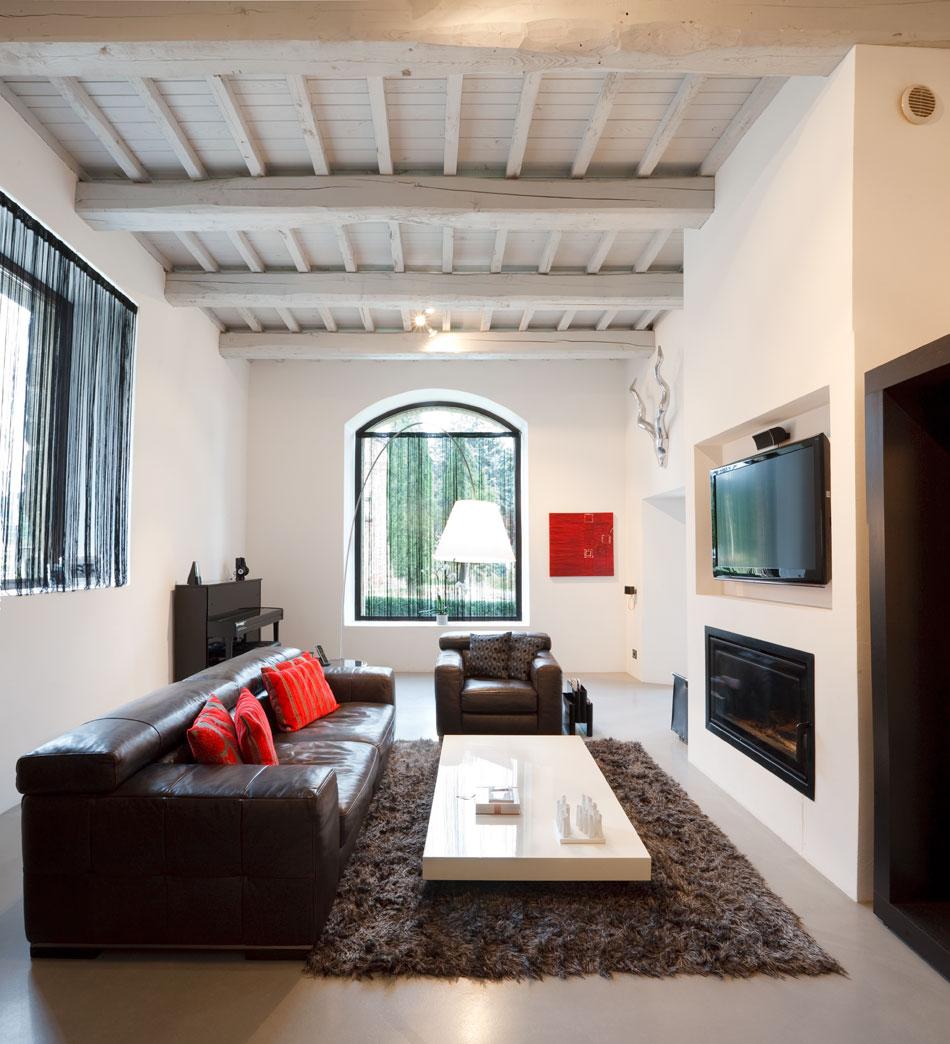 La nostra casa gianni e angelinathe mag for Interni di casa contemporanea