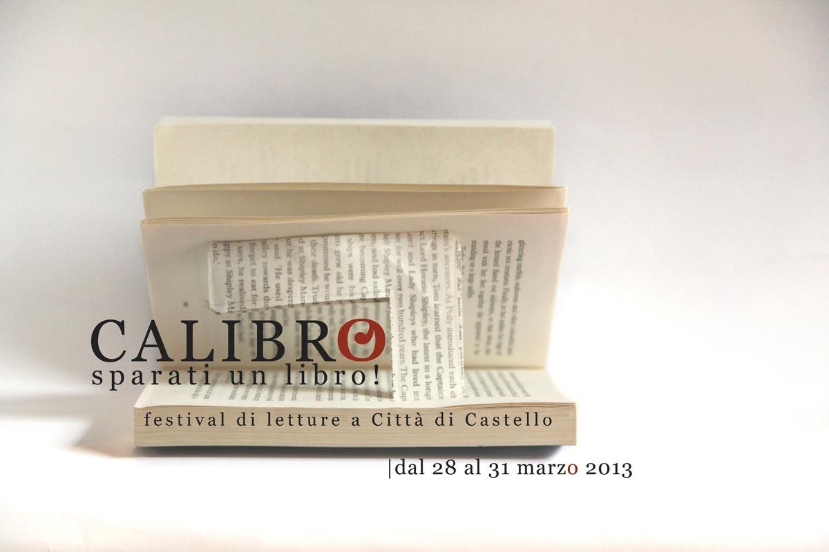 Il Fondino presenta: CALIBRO-SPARATI UN LIBRO!