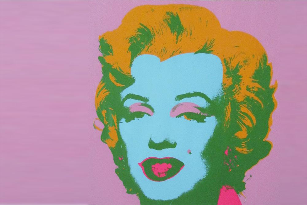 La pop art di Andy Warhol evento nella patria di Burri