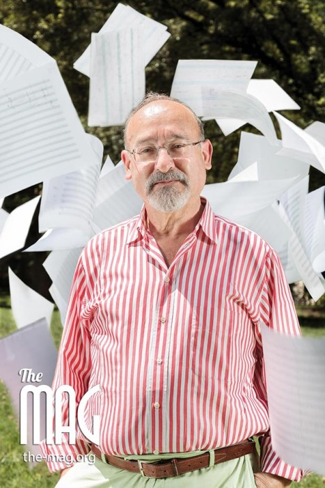 Salvatore Sciarrino - the Mag