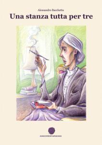 copertina fumetto di Virginia Woolf