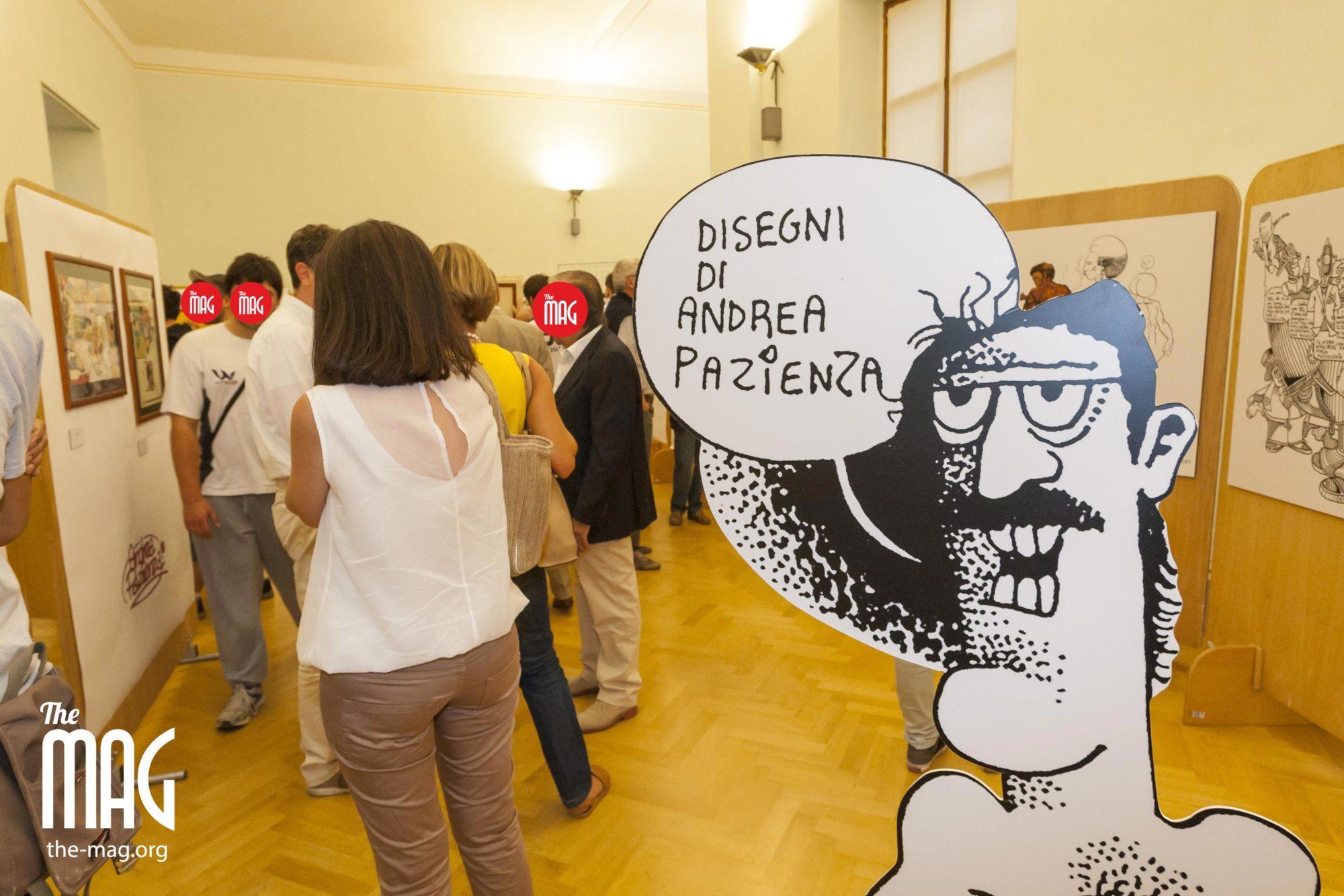 Tiferno Comics 2013 – Città di Castello – Andrea Pazienza – Paz Art