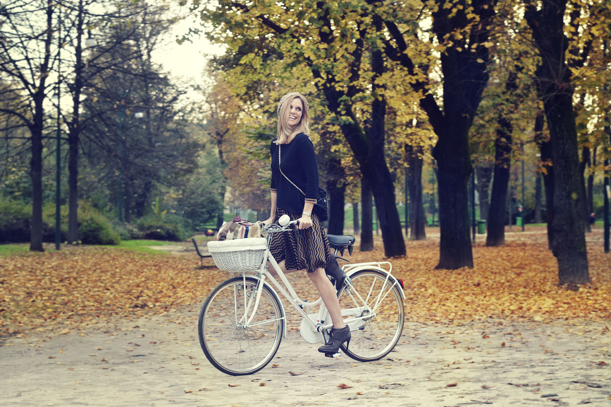 Filippa Lagerback – Una bionda per la bici