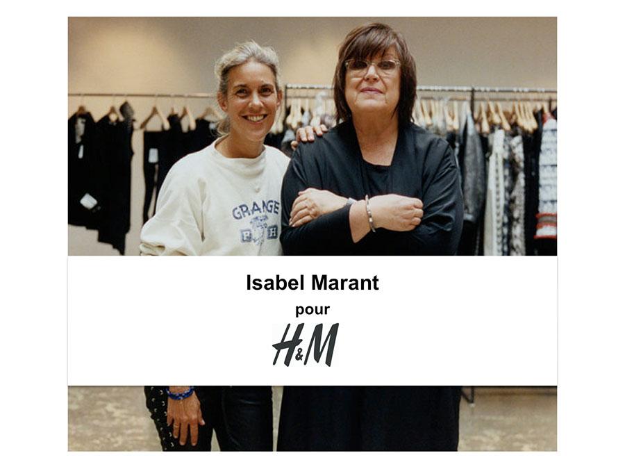 Arriva la linea di Isabel Marant per H&M