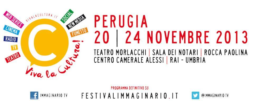 IMMaginario Festival 2013 – Perugia