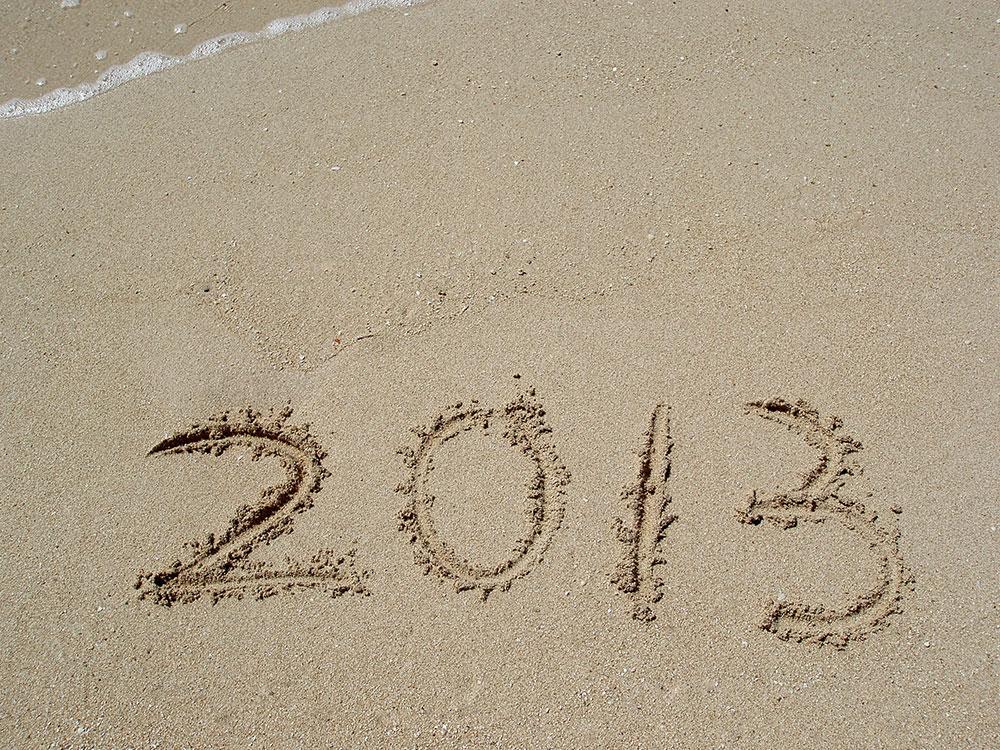 Il 2013 racchiuso in un numero, il 10 – Le Top Ten dell'anno