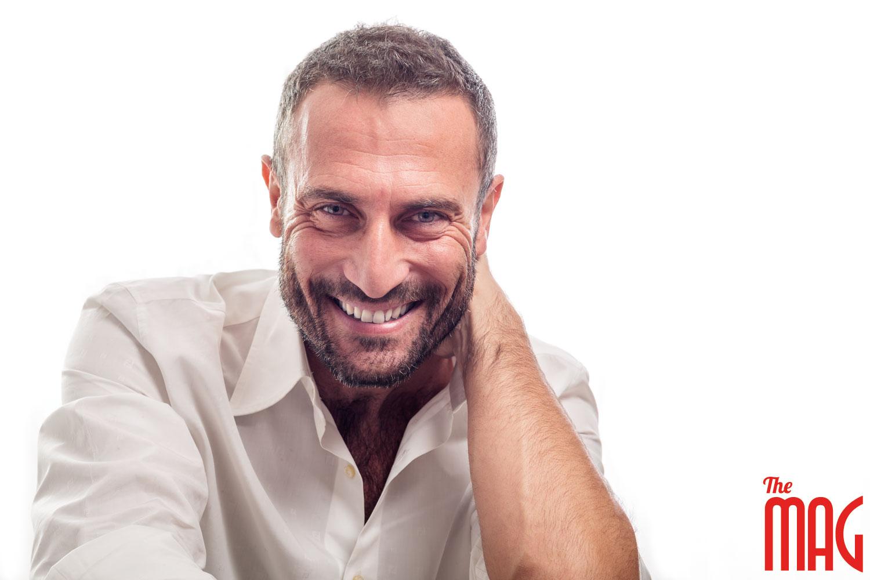 Giorgio Borghetti portrait