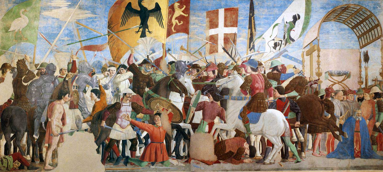 Piero della Francesca, raccontato con un docufilm