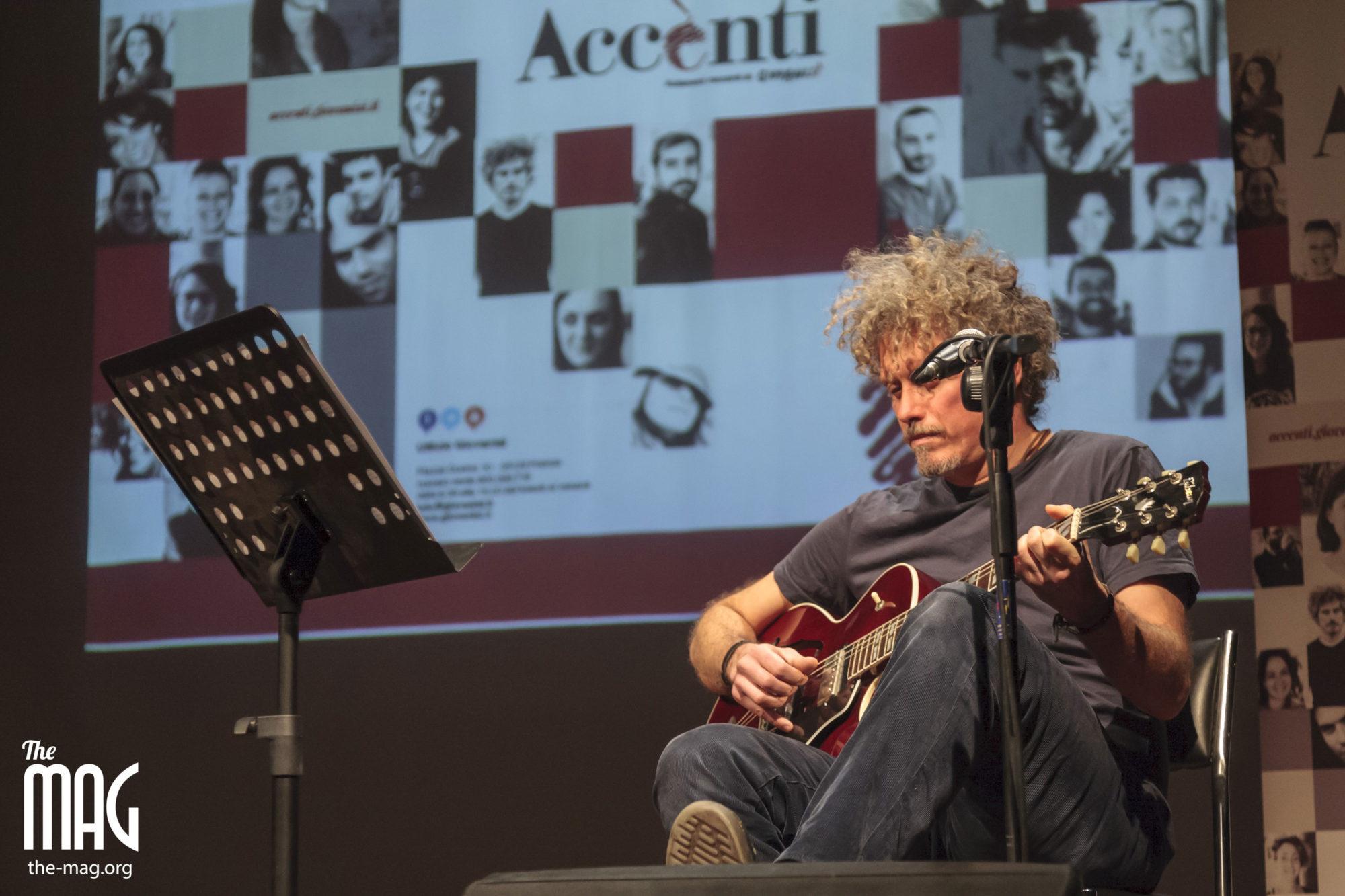 """""""Circolo virtuoso"""" – Storie di giovani e la musica di Niccolò Fabi al Teatro di Anghiari"""