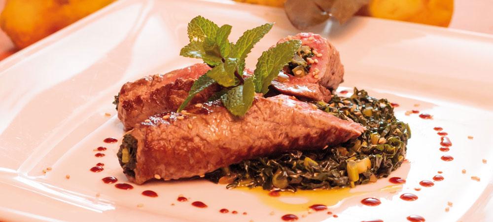 La Ricetta dello Chef Patrizio Cesarini