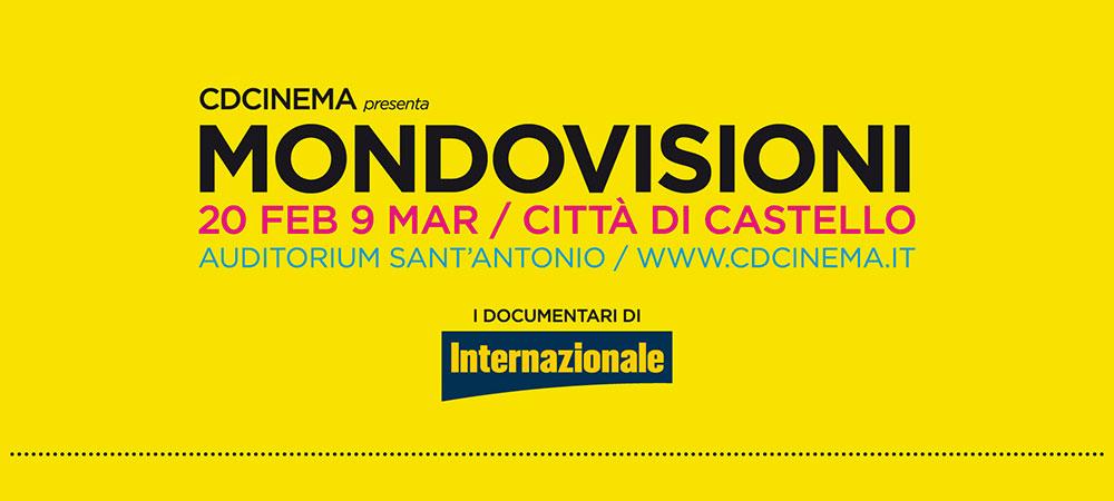 Mondovisioni – I documentari di Internazionale a Città di Castello