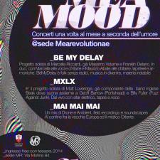 MeaMood – Concerti una volta al mese @sede MeaRevolutionae Anghiari