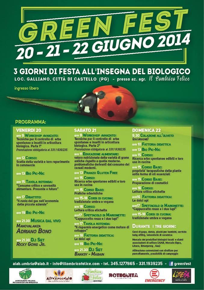 green-fest-programma
