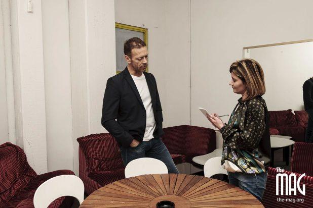 Rocco Siffredi intervistato da Sandra Biscarini