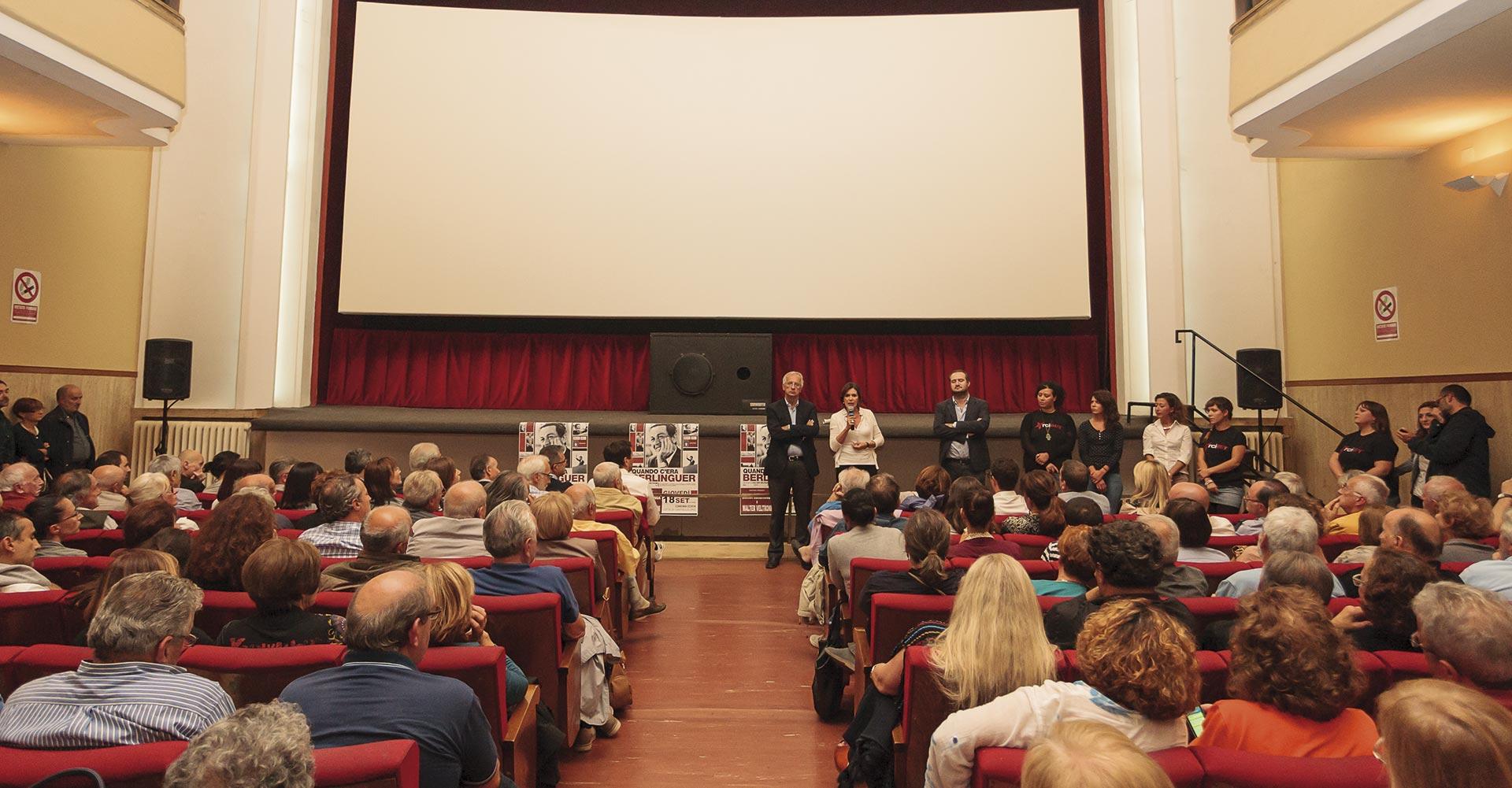 Quando c'era Berlinguer - Cinema Eden Città di Castello