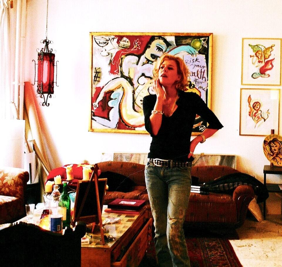 christine haberstock - the mag