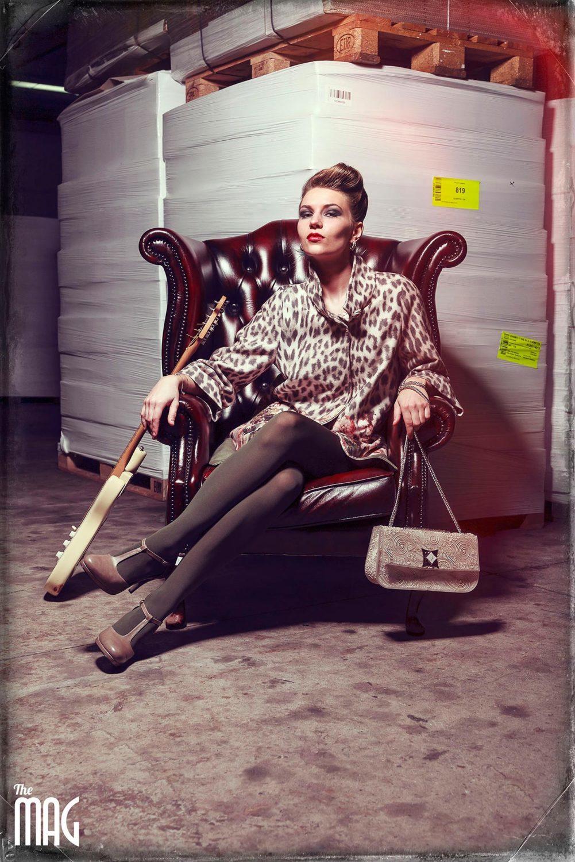 the Mag - rock queen