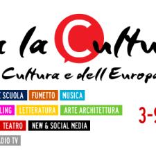 Viva la Cultura by Festival IMMaginario – Perugia 3 – 9 novembre