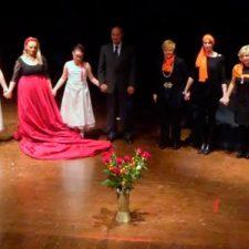 """""""Mai per amore"""", a Umbertide uno spettacolo contro la violenza sulle donne"""