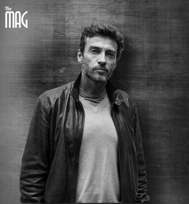 Alessio Boni per The Mag