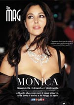 The Mag - Monica Bellucci
