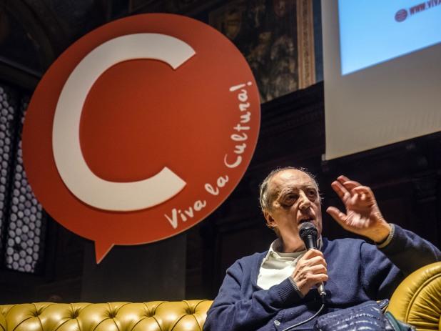 Dario Argento intervistato a Perugia