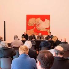 Centenario di Alberto Burri – presentato il programma del 12 marzo