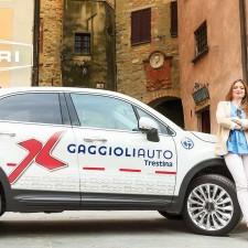 500 x – La prova su strada di Veronica Riguccini
