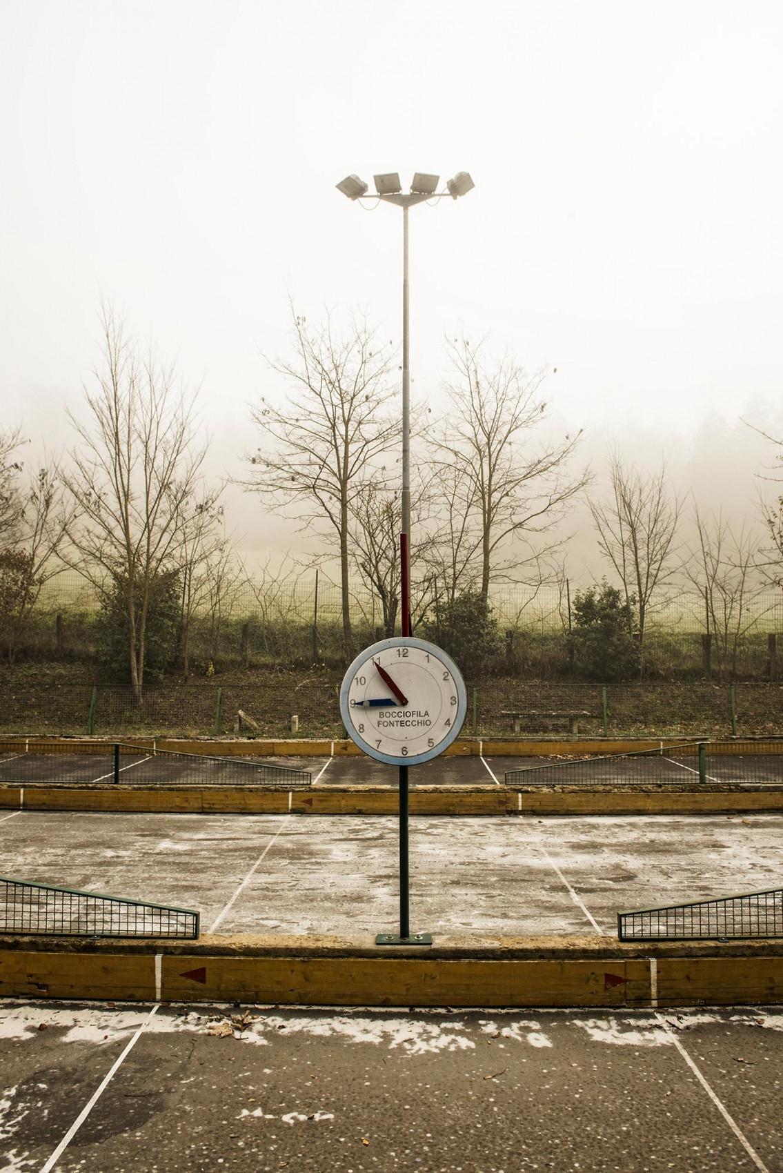 Enrico Milanesi - L'inverno di Fontecchio