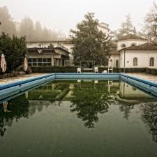 L'inverno di Fontecchio – foto di Enrico Milanesi