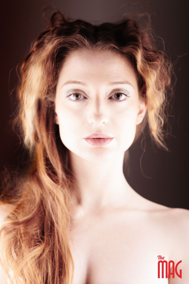 The Mag - Ginger Beauty con Veronica Riguccini