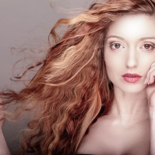 Ginger Beauty - fashion editorial