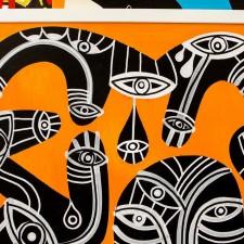 ANDREA LENSI – la mia STREET ART da SALOTTO