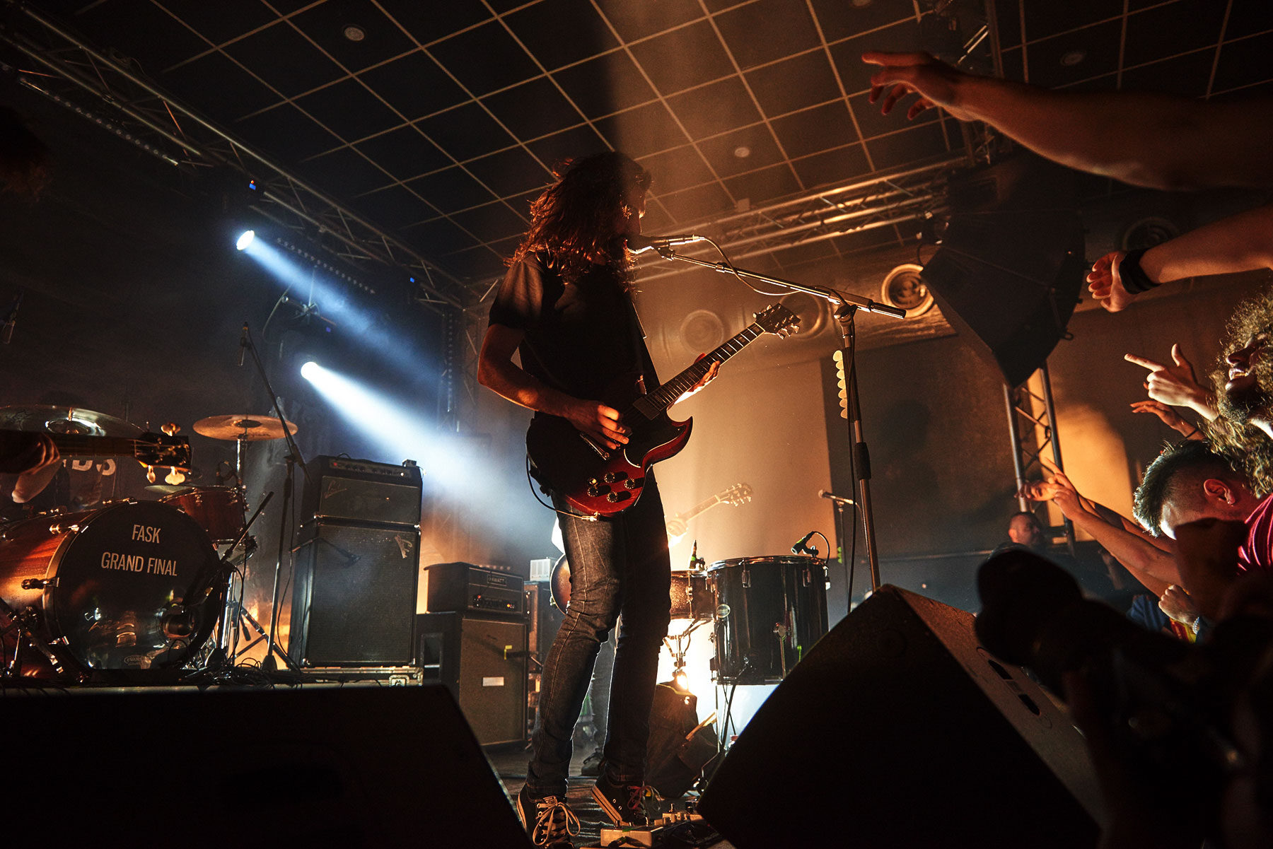 Fast Animals and Slow Kids - concerto Urban a Perugia