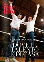 The Mag - Andrea e Luca Sartoretti