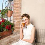 Alba Rohrwacherha ricevuto ilPremioMonini- spoleto festival dei due mondi 2016