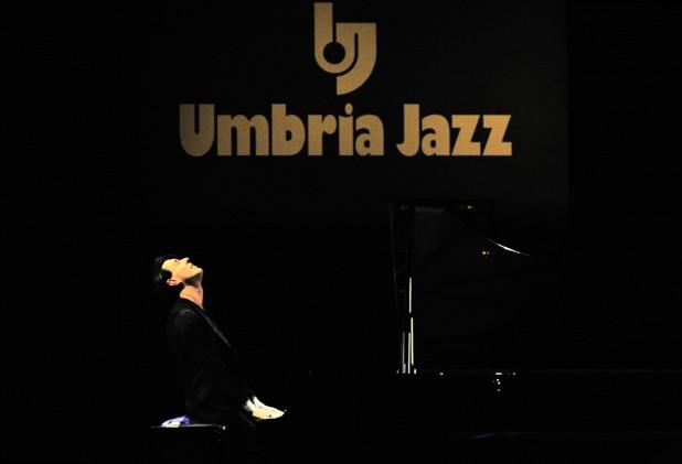Ezio Bosso a umbria jazz 2016
