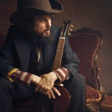 VINICIO CAPOSSELA – BETWEEN DUST AND SHADOWS
