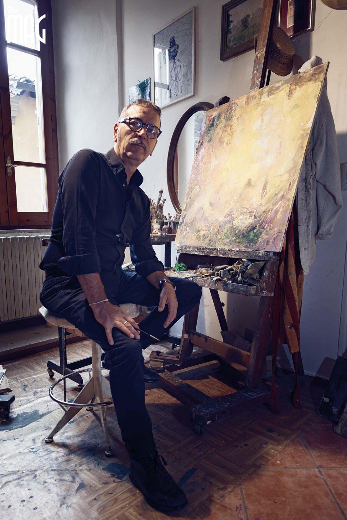 Ritratto di Giampaolo Tomassetti