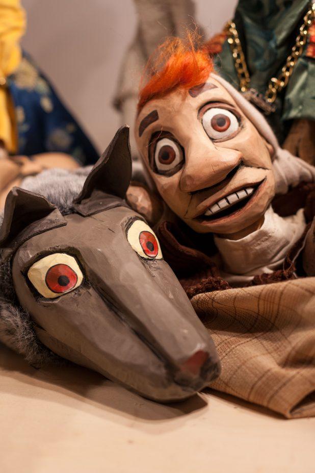 marionette fatte a mano da Damiano Zigrino