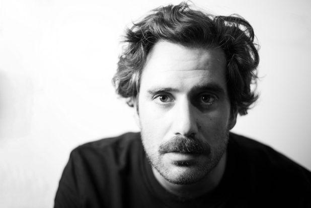 Tommaso Paradiso thegiornalisti ritratto da Matteo Casilli