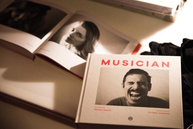 Matteo Casilli - la copertina di Musician