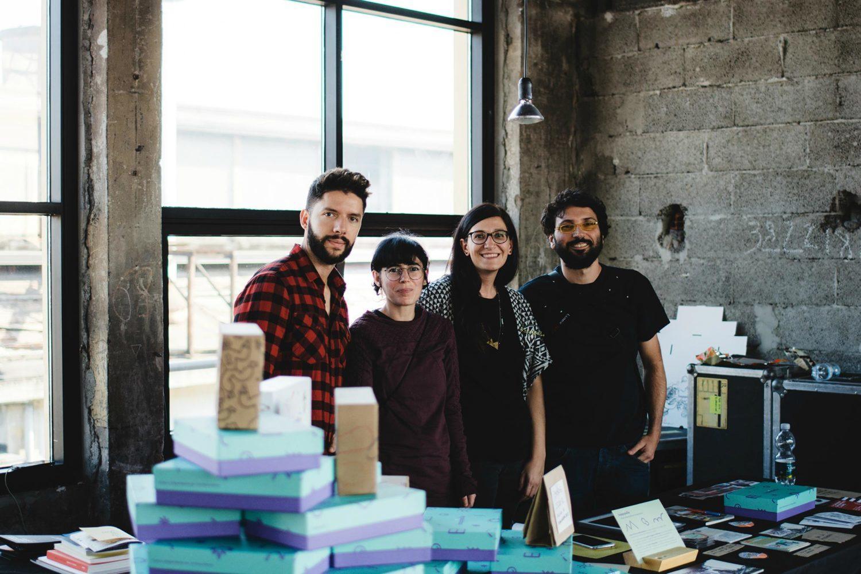 Hoppípolla - cultura indie in scatola i ragazzi del team