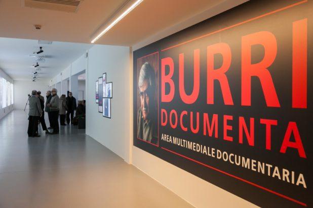 Burri Documenta a città di castello dove Alberto Burri visse