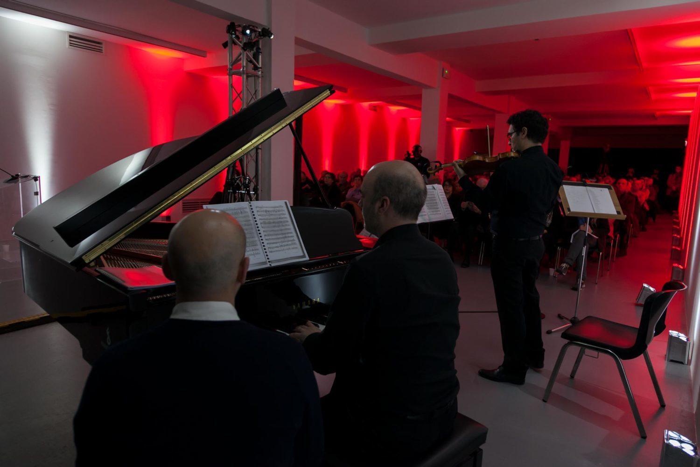 Burri Documenta - il concerto