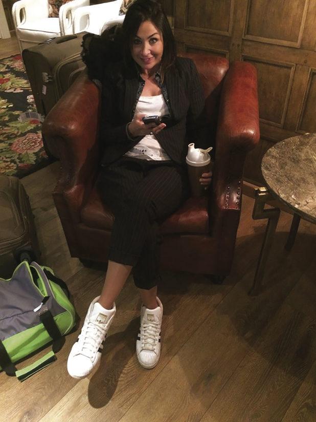 Francesca Pannacci seduta