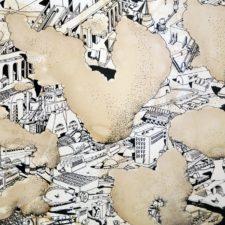 Ugo la Pietra e Giuseppe Stampone – Città meravigliose  e penne biro