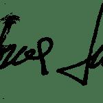 la firma autografa di Andrea Luccioli