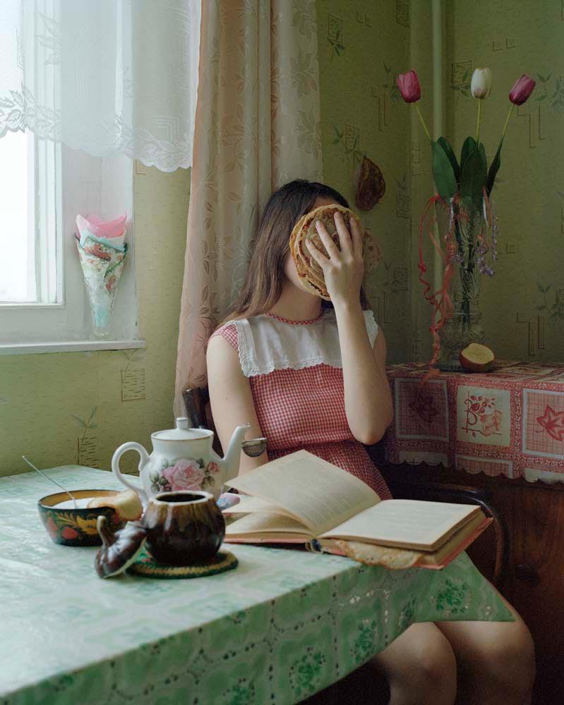 Alena Zhandarova