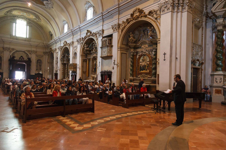 La chiesa di San Francesco - interno